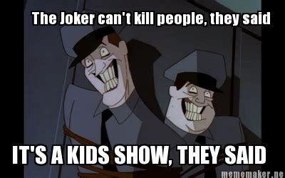 Animated Meme - pics for gt batman cartoon memes