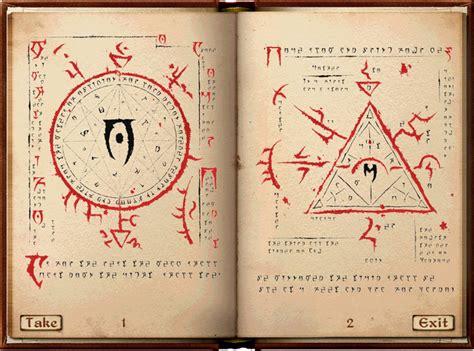 s scrolls god s beloved words books magical alphabet liber magicum ludi