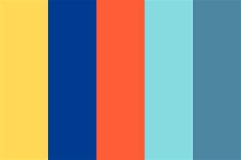 summer color palette summer fashion 2017 color palette