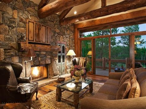 majestic rustic living room  delicate beauty amaza