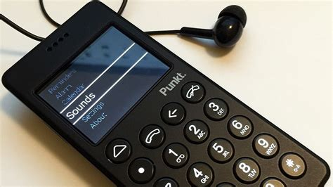 Phones To Help Digital Detox by Punkt A Phone That Will Help You With Digital Detox