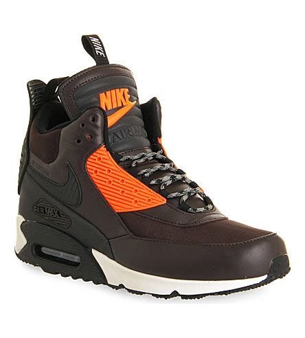 Nike Air Max High nike air max 90 high top trainers selfridges