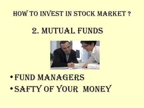 How To Fund Mba In India by Indian Stock Market Presentation 22 09 08