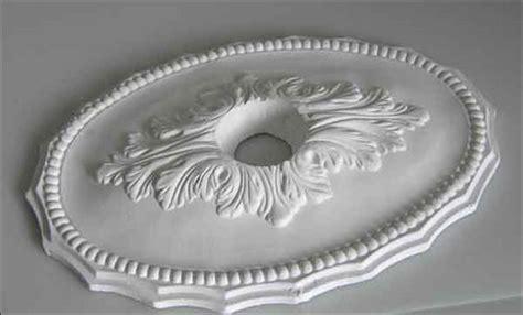 stuckrosette styropor ovale stuck rosette aus gips stuckrosette deckenrosette