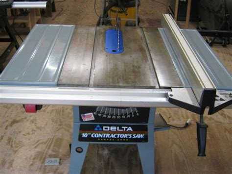 Delta 10 Quot Contractor Table Saw For Sale By Wdhlt15