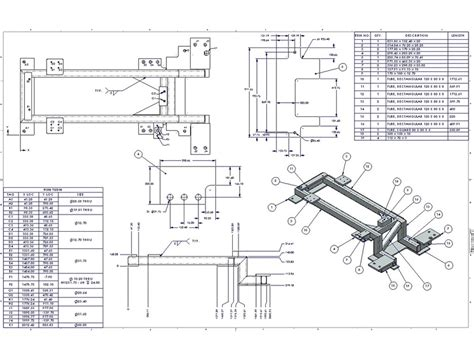 Fabrication Drawing Welding Symbols