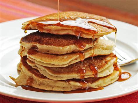 pfannkuchen kuchen vegan pancakes made with aquafaba recipe serious eats
