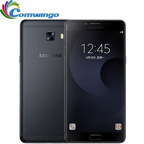 Samsung Galaxy C9 Pro C9000 By Imak Concise Cowboy Gal C9 Pro 2016 unlocked samsung galaxy c9 pro c9000 6gb ram 64gb rom 4g lte mobile phone octa