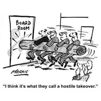 take over negative externality of hostile takeovers worldly