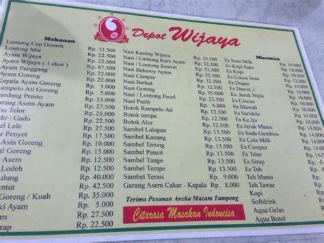 salon terdekat depot wijaya surabaya ulasan restoran tripadvisor