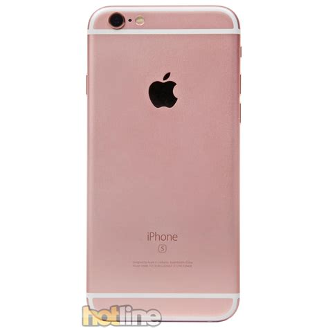 Iphone 6 S 16gb Rosegold apple iphone 6s 16gb gold mkqm2