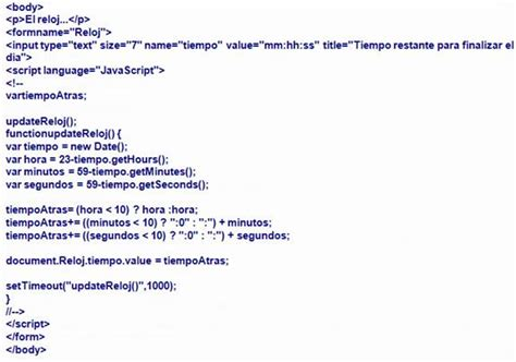 imagenes html codigo c 243 digo html para web monografias com