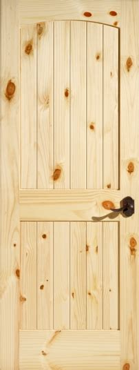 Knotty Pine Exterior Doors Knotty Pine Knotty Alder M M Lumber