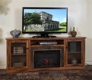 sd 3488ro 80r 80 quot sedona rustic oak fireplace tv stand