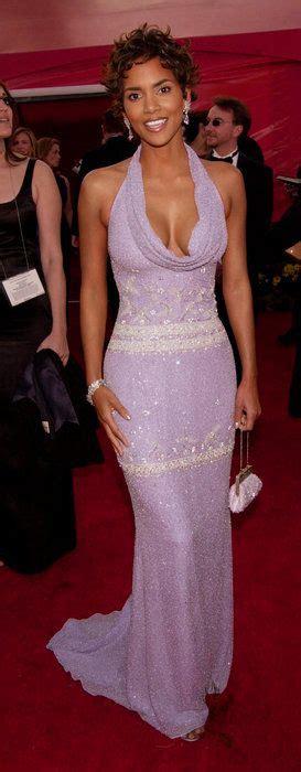 Found Halle Berrys Black Papillon Mini Dress by Oscars Best Dressed Secret For