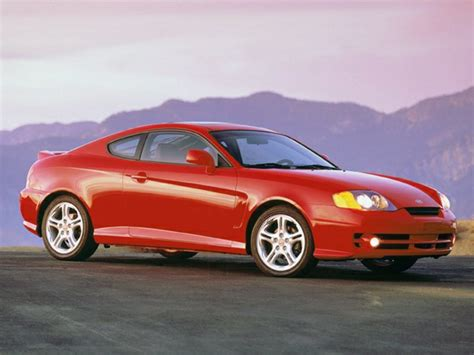 2003 hyundai tiburon reviews specs and prices cars
