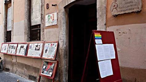 Tar Lazio Sede Di Roma by Affittopoli Tar Conferma Lo Sgombero Della Sede Pd Di Via
