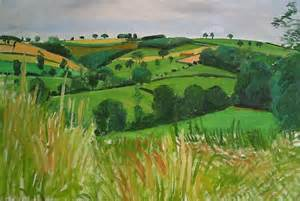 Landscape Pictures By David Hockney David Hockney By Ines On Our Mind