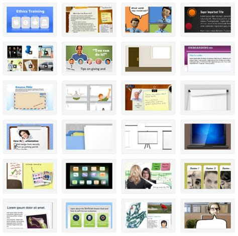 elearning templates free 40 rapid e learning posts with free powerpoint