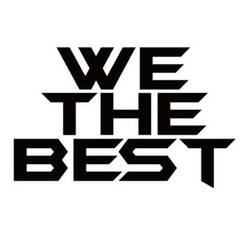 we are the best we the best store wethebeststore
