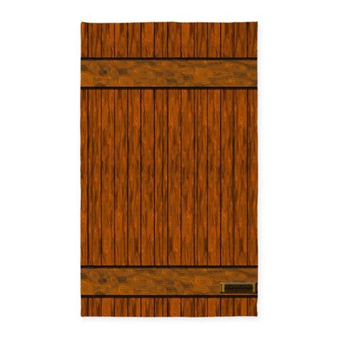 wood plank decor area rug  cheylines cafepress