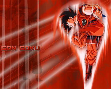 wallpaper animasi dragon ball goku images goku hd wallpaper and background photos 25544956