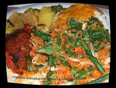 Rasa Rempah Nusantara Bumbu Daun Jeruk Purut Giling Kaffir Lime resep mudah dan sederhana cara membuat sayur urap sehat rasa enak dan nikmat aneka resep