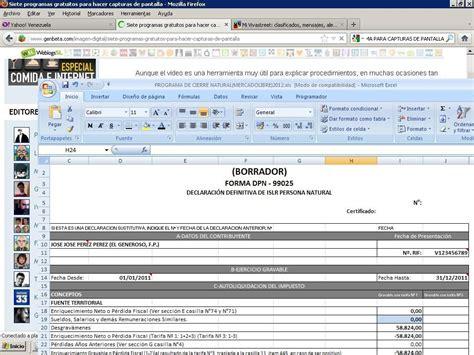 tabla de retencion de islr 2016 venezuela tabla de retencion de islr tabla de retenciones en la
