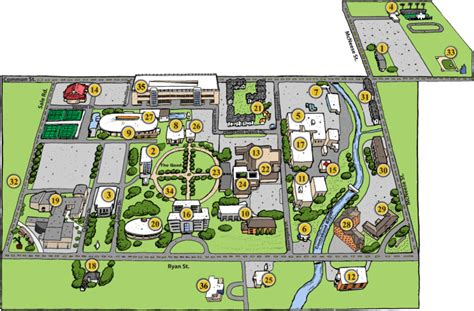 House Plans Baton Rouge mcneese state university campus map mcneese state university
