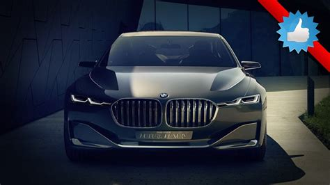 future bmw 7 series 2015 bmw vision future luxury concept next 7 series youtube