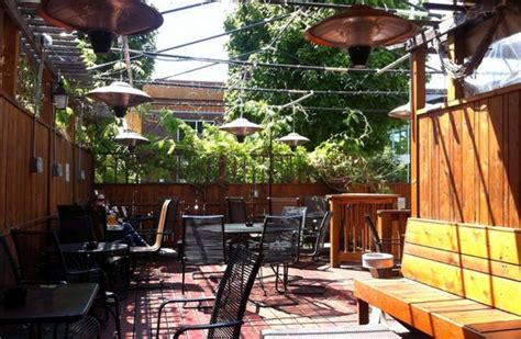 Best Patio Portland by The Light Lounge Featuring A Great Happy Hour With