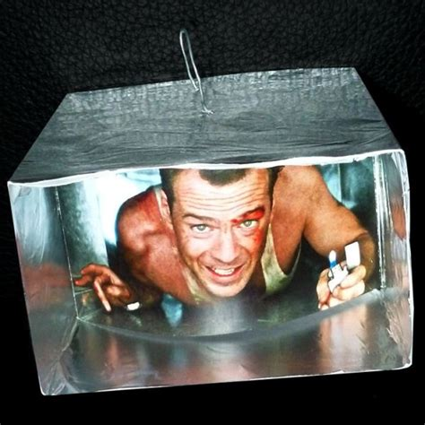 ideas die hard make your own die hard tree ornament thechive