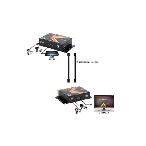 Harga Jual 5 Ft harga jual hdmi extender 5 wire up to 330ft