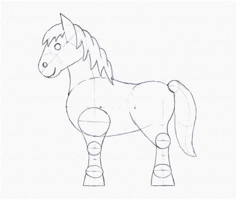Tempat Pensil Pony Friends Kid gambar menggambar anak kuda poni draw pony layers outlines