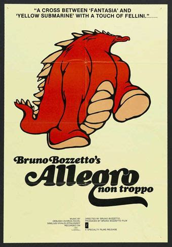 Allegro Non Troppo Posted To by 2013 April