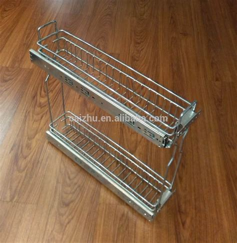 kitchen cabinet pull out baskets kitchen cabinet drawer kitchen pull out basket organizer view kitchen drawer basket caizhu