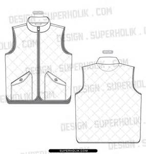 vest template fashion design templates vector illustrations and clip