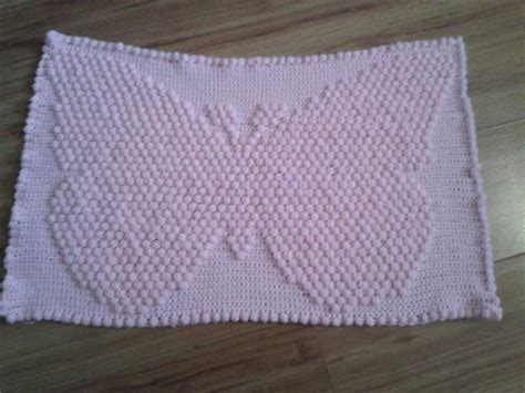 butterfly baby blanket knitting pattern butterfly puff baby blanket crochet pattern by