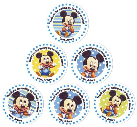 Sticker Stiker Label Pengiriman Disney Mickey Mouse Miki Tikus 1000 images about minnie mickey on mickey