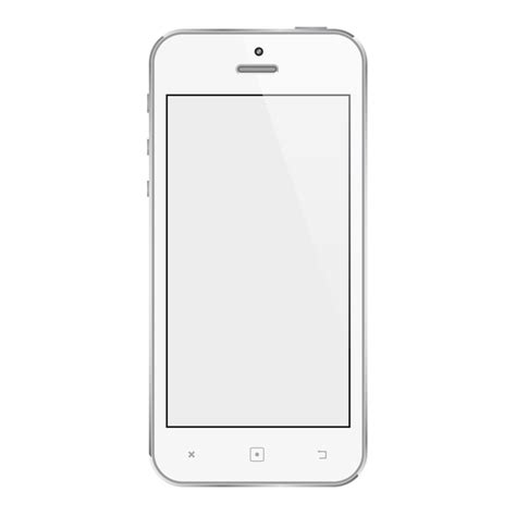 free mobile black the gallery for gt cell phone vector