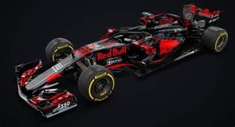 Porsche Formula 1 Porsche And Bull Racing F1 Car Is Oh So Tempting