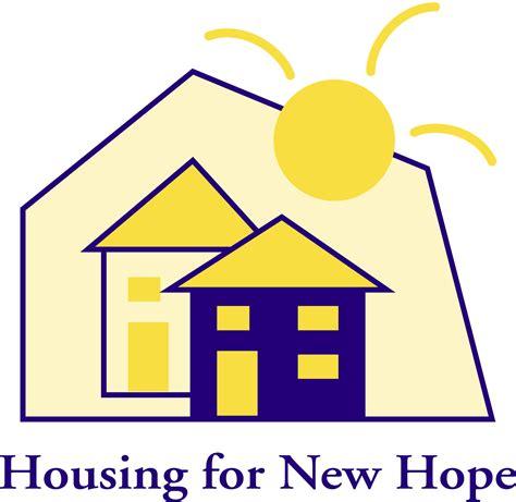 housing hope housing for new hope