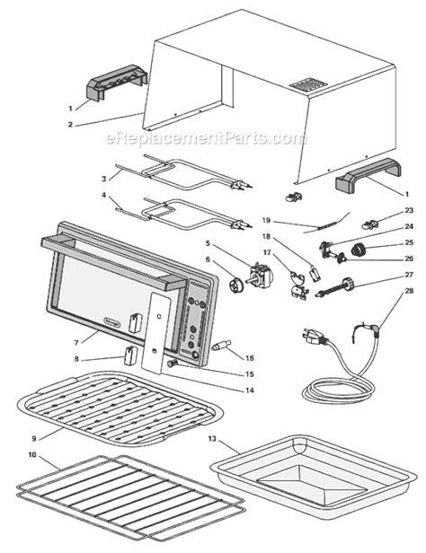 Delonghi Toaster Oven Replacement Parts Delonghi Eo420 Parts List And Diagram Ereplacementparts Com