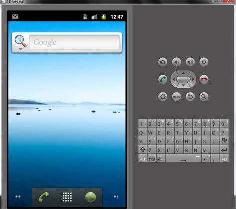 android without how to show the android emulator without a keyboard stack overflow