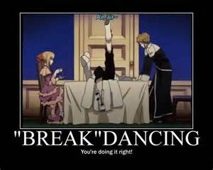 Break Dance Meme - pandora hearts break