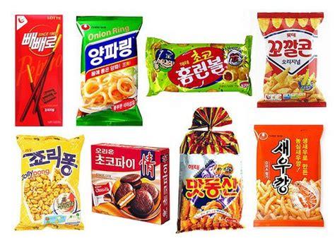 Korean Snack mixed variety of korean snacks desertcart