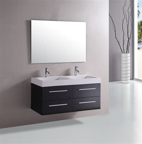 bathroom sink and mirror floating bathroom vanity in modern design for your lovely house traba homes
