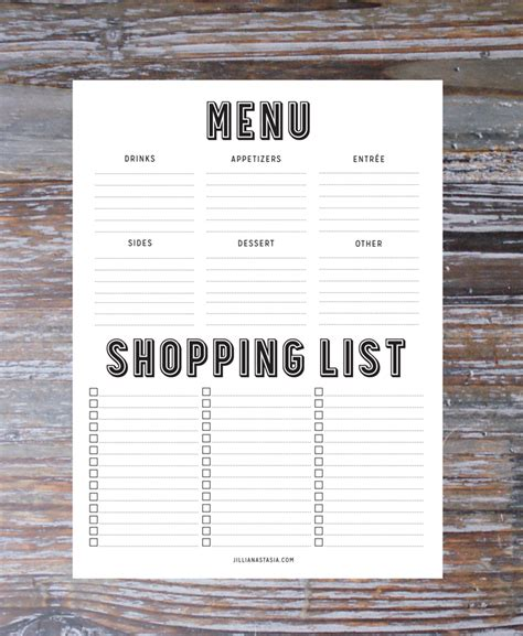 free printable christmas menu planner 10 thanksgiving side dish recipes free meal planner