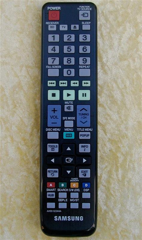 samsung remote ah59 02344a for home