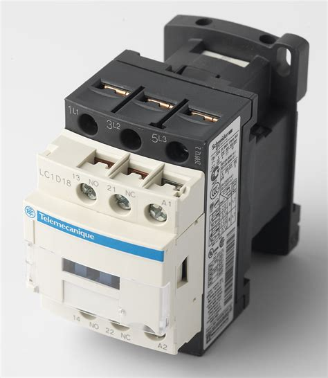 Schneider Kontaktor Lc1d18 wedholms webshop contactor lc1 d18 10